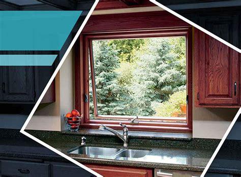 awning windows ideal  kitchens