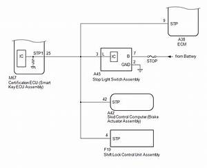 Toyota Ch-r Service Manual - Engine Does Not Start