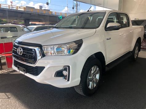 Toyota Hilux 2019 by Toyota Hilux 2019 160 100 000 En Tucarro