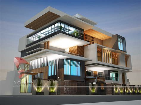 Home Design: Archaicfair Ultra Modern House Elevation