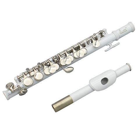Lade A Led On Line by Lade C Tone Brass Instruments Piccolo Silver Buttons