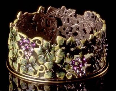 Wine Grape Jeweled Coaster Netique 1250 Code