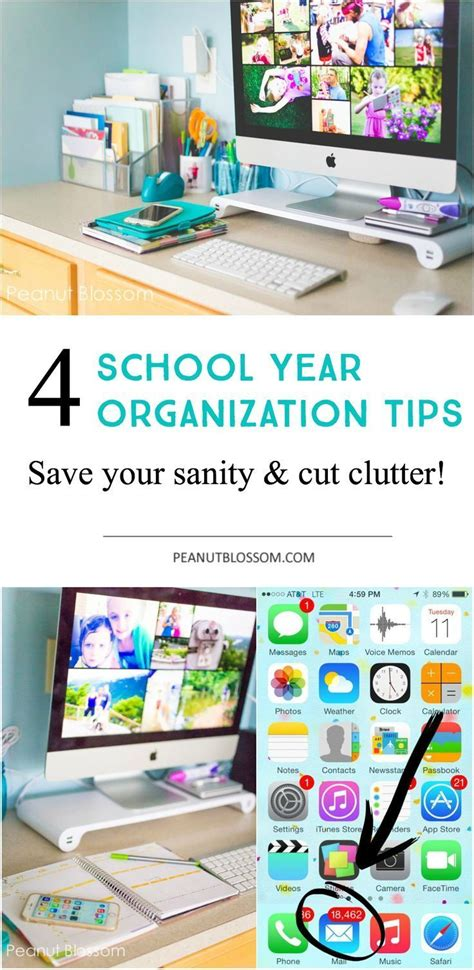 back to desk organization 4 sanity saving tips for back to organization for