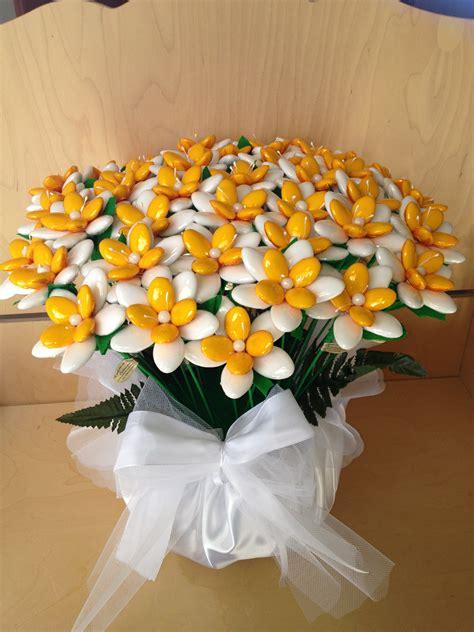 cesti di fiori cesto narcisi confetti in fiore sulmona