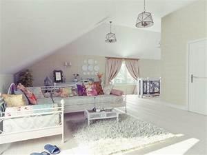 Kleine Dachwohnung Einrichten : dachboden einrichtungsideen ~ Bigdaddyawards.com Haus und Dekorationen