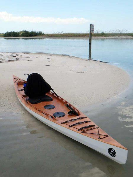 fishing kayak woodenboat magazine