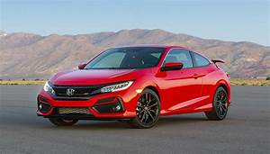 New Looks And More Performance For 2020 Honda Civic Si And