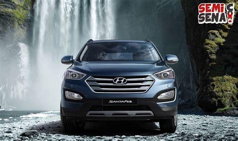 Gambar Mobil Hyundai Santa Fe by Harga Hyundai Santa Fe Review Spesifikasi Gambar
