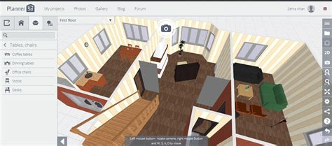 Free Floor Plan Software  Planner 5d Review