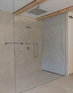 Dusche Walk In : walk in dusche schiebet r und franz sischer balkon ~ Michelbontemps.com Haus und Dekorationen