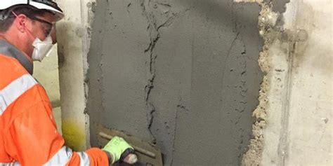 concrete repair solutions developed  flexcrete