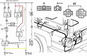 I Need A Wiring Diagram For The Rear Window Defogger  Hazard Switch And Rear Window Switch For A