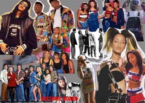 90 er jahre mode fashion filofax 90s fashion moodboards