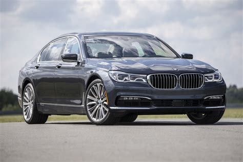 2016 Bmw 7-series First Drive