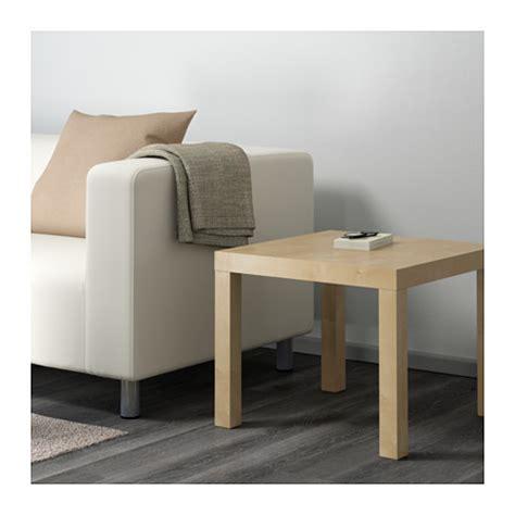 Lack Sofa Table Birch by Lack Side Table Birch Effect 55x55 Cm Ikea