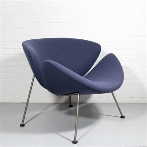 orange slice lounge chair by paulin for artifort