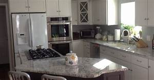sherwin williams origami white sw7636 island and butlers With kitchen colors with white cabinets with origamie papier