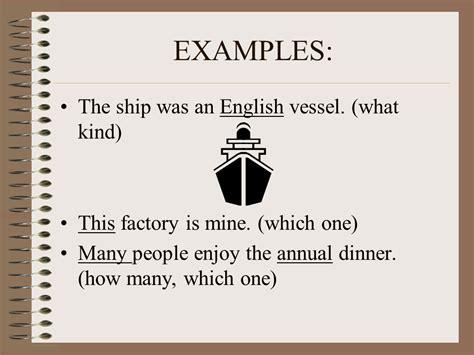adjectives  adverbs  english language