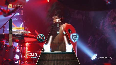 Guitar Hero Live Premium Shows Details And Screenshots