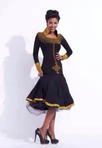 Folk Style Pictures by Modern Habesha Dresses News Forum