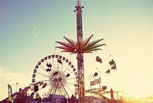 Fine Art Photography retro fair carnival vintage ride