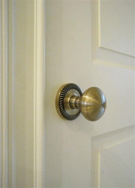 Door Knobs For Doors by Rubbed Bronze Door Knobs Kitchen Traditional With