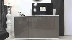 Meuble Cache Tv : meuble cache tv electrique meuble et d co ~ Premium-room.com Idées de Décoration