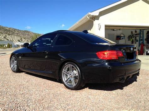 Sell Used 2011 Bmw 335is Coupe 3.0l Dct Black On Cream In