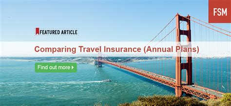Refund policy for annual travel insurance plan. Comparing Travel Insurance (Annual Plans)