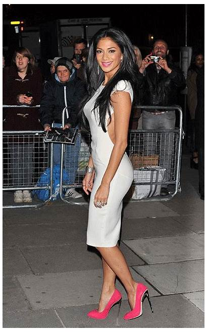 Nicole Scherzinger Ultimate Giphy Cowgirl Awards Dresses