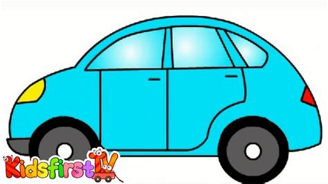 With Cars! Cartoons & Learning Videos