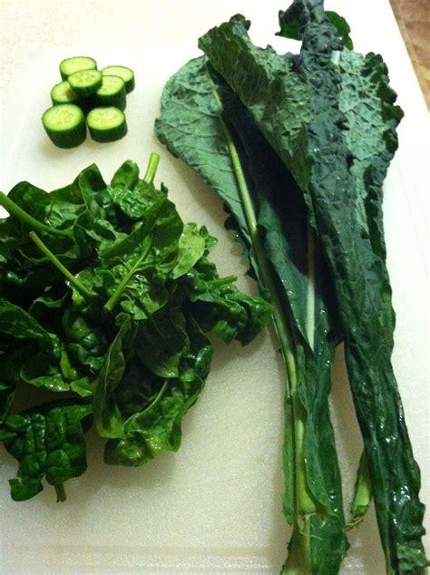 kale spinach cucumber juice apple recipe husky hungry