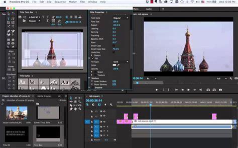 Adding Text For Subtitle Narratives In Adobe Premiere Cc