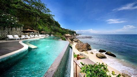 The Beautiful Ayana Resort And Spa In Bali, Indonesia