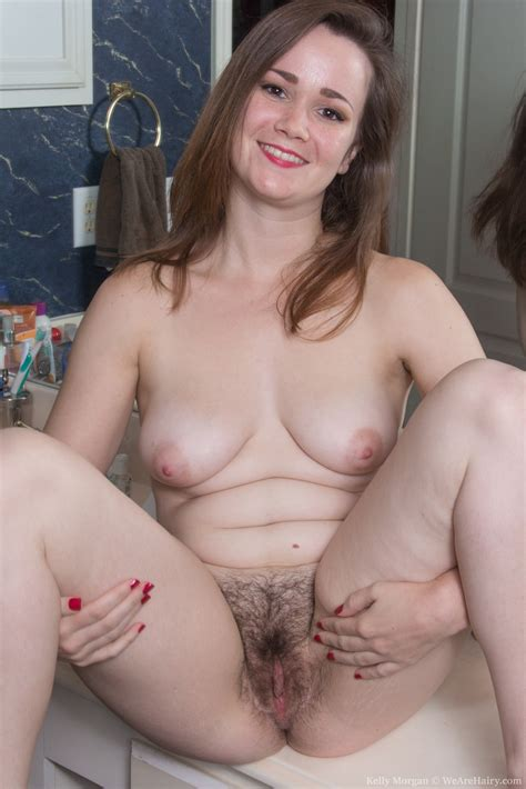 Naked And Sexy Kelly Morgan The Hairy Lady Blog
