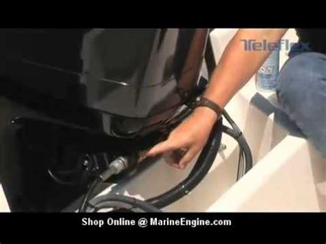 Boat Steering Wheel Play Adjustment by Boat Mechanical Steering Maintenance Guide