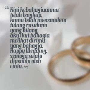 gambar kata kata ucapan pernikahan populer