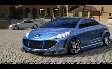 peugeot 207 tuning peugeot 207 sport coupe tuning peugeot photo 14934823 fanpop