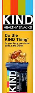 Barefoot Inclined: Be Kind.... KIND Healthy Snacks Review ...