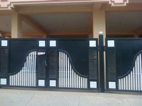 Home Design Gate Ideas by Homes Iron Entrance Gate Designs Ideas Modern Home