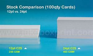 24 pt thick business cards the thickest business cards for Standard business card thickness