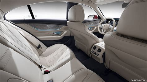 mercedes benz cls interior rear seats hd