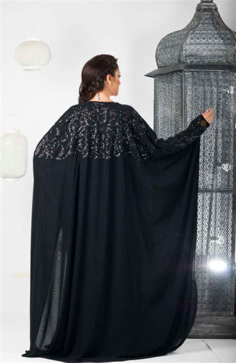 abaya darz designer aisha al bidded qatar