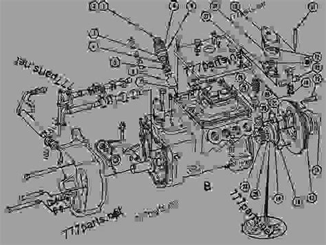 Caterpillar Engine Diagram Wiring