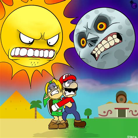 Sun And Moon Memes - scary sun and moon nintendo know your meme