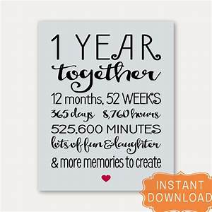 wedding gift year 1 imbusy for With one year wedding anniversary card