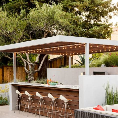 17 best ideas about outdoor bars on patio bar