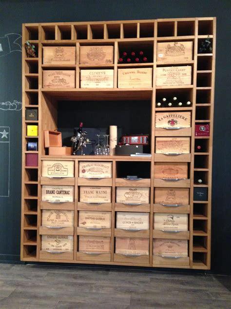 cave a vin de cuisine cave a vin cuisine beau cuisine et bois agencement de