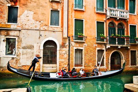 Gondola Venice Italy Brittany Reed