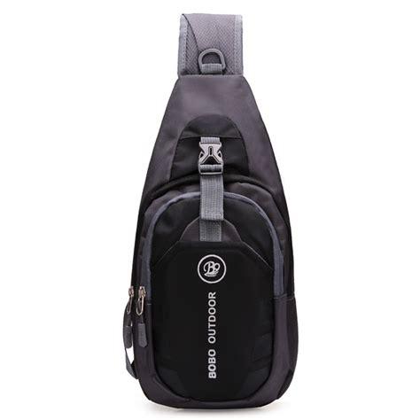 sling bag waterproof sport chest pouch bag shoulder sling Waterproof